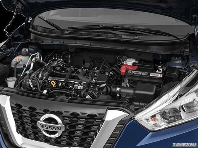 2019 Nissan Kicks Engine
