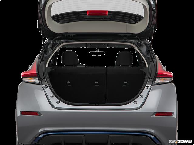 2019 Nissan LEAF Trunk open