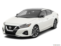 2019 Nissan Maxima Front angle view