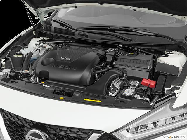 2019 Nissan Maxima Engine