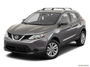 2019 Nissan Rogue Sport Front angle view