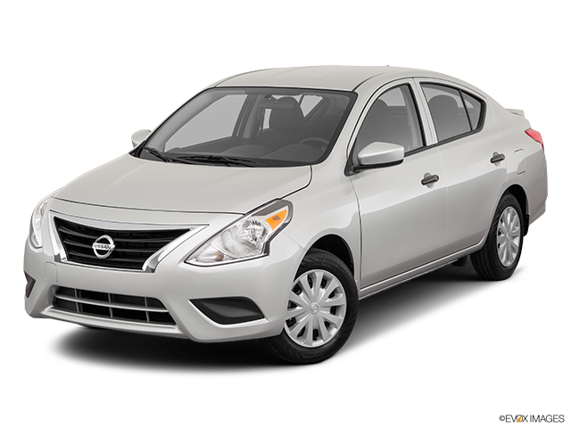 2019 Nissan Versa Front angle view