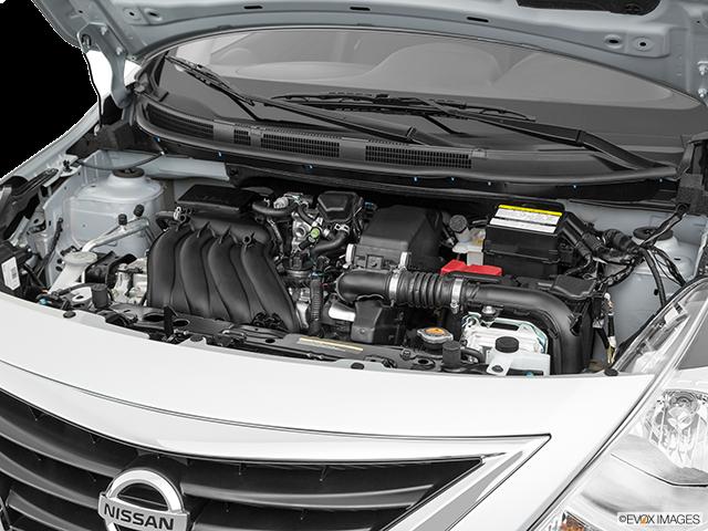 2019 Nissan Versa Engine