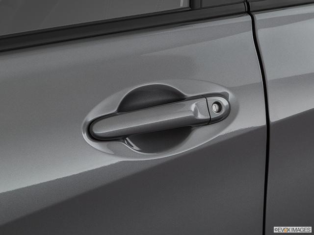 2019 Nissan Versa Note Drivers Side Door handle