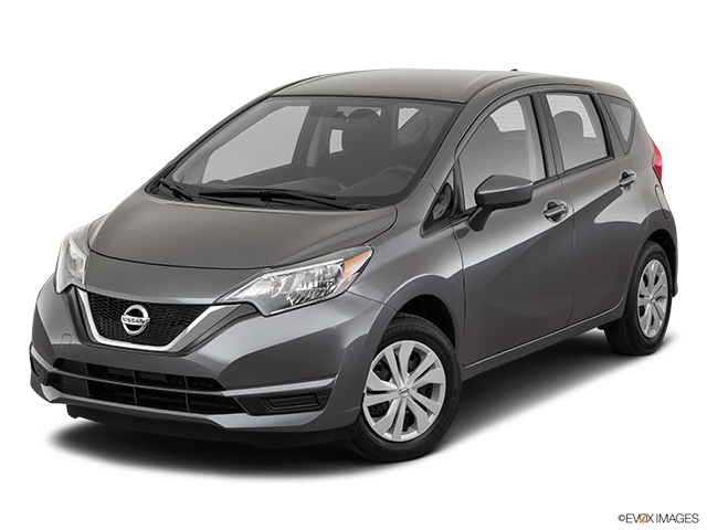 2019 Nissan Versa Note Front angle view