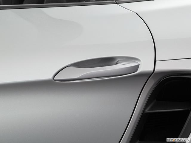 2019 Porsche 718 Boxster Drivers Side Door handle