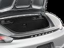 2019 Porsche 718 Boxster Trunk open