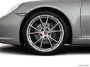 2019 Porsche 911 Front Drivers side wheel at profile