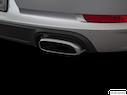 2019 Porsche 911 Chrome tip exhaust pipe