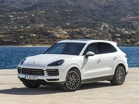 Porsche Cayenne Reviews