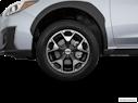 2019 Subaru Crosstrek Front Drivers side wheel at profile
