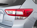 2019 Subaru Crosstrek Passenger Side Taillight