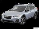 2019 Subaru Crosstrek Front angle view