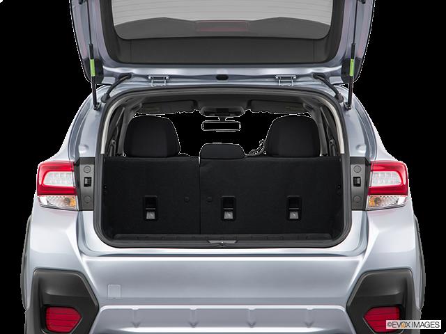 2019 Subaru Crosstrek Trunk open