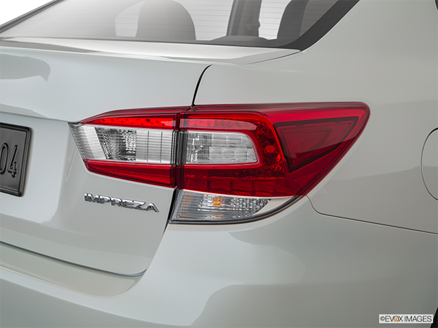 2019 Subaru Impreza Passenger Side Taillight