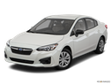 2019 Subaru Impreza Front angle view