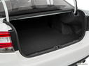 2019 Subaru Impreza Trunk open