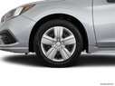 2019 Subaru Legacy Front Drivers side wheel at profile