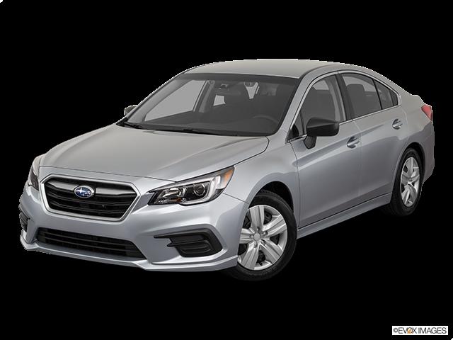 2019 Subaru Legacy Front angle view