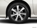 2019 Toyota Mirai Front Drivers side wheel at profile