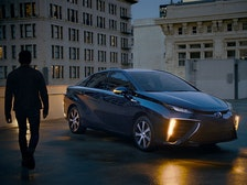 Toyota Mirai Reviews