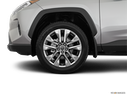 2019 Toyota RAV4 Front Drivers side wheel at profile