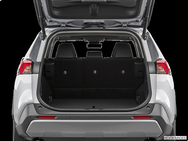 2019 Toyota RAV4 Trunk open