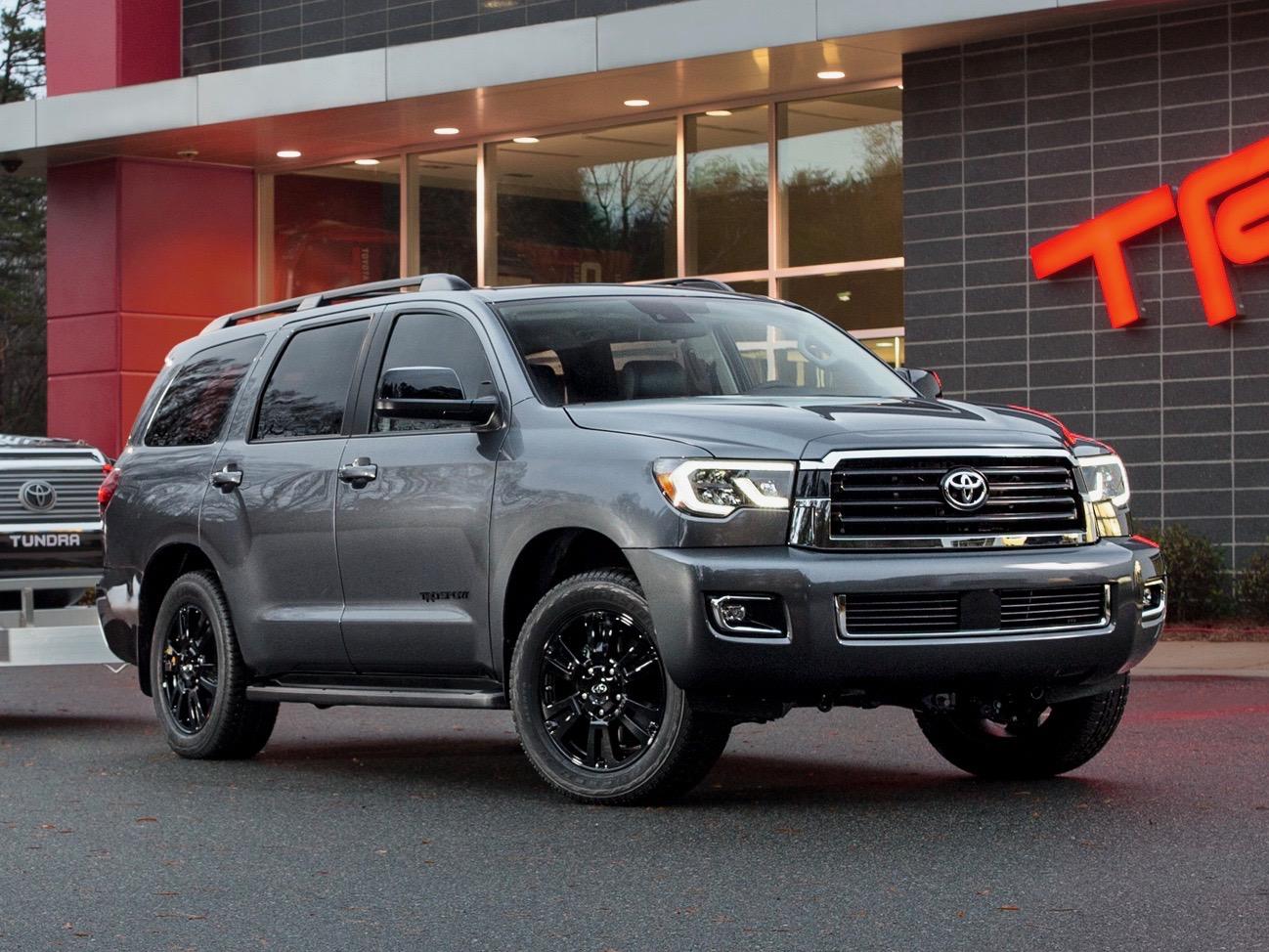 Toyota Sequoia Reviews