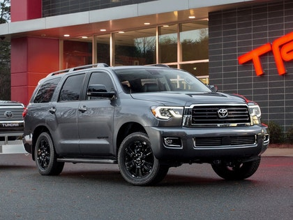 2019 Toyota Sequoia Review Carfax Vehicle Research
