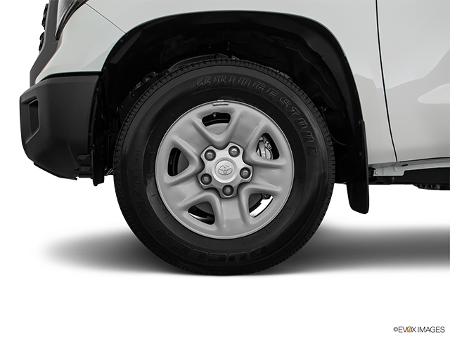 2019 Toyota Tundra Front Drivers side wheel at profile