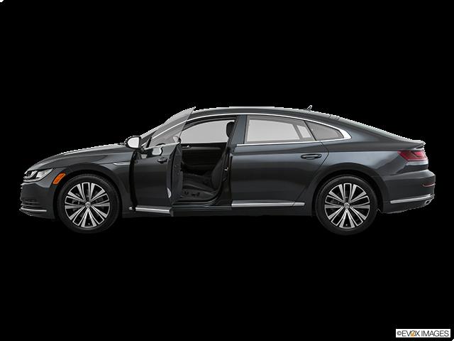 2019 Volkswagen Arteon Driver's side profile with drivers side door open