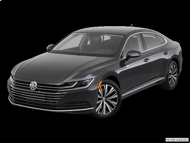 2019 Volkswagen Arteon Front angle view