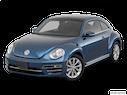 2019 Volkswagen Beetle Front angle view
