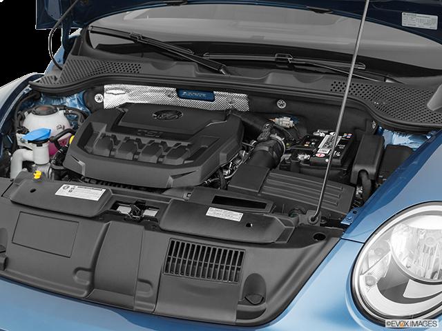 2019 Volkswagen Beetle Engine