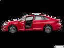2019 Volkswagen Jetta Driver's side profile with drivers side door open