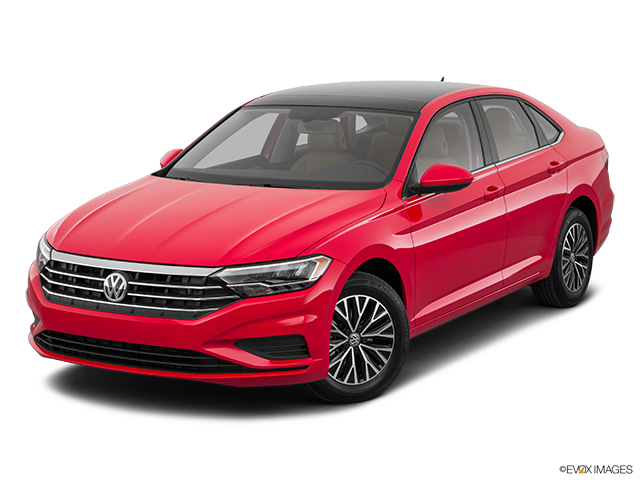 2019 Volkswagen Jetta Front angle view