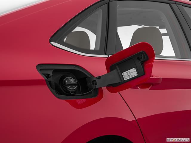 2019 Volkswagen Jetta Gas cap open