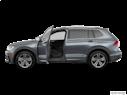 2019 Volkswagen Tiguan Driver's side profile with drivers side door open