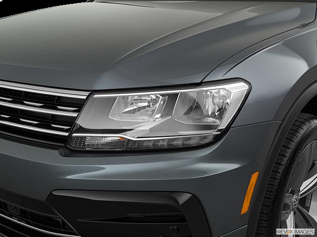 2019 Volkswagen Tiguan Drivers Side Headlight