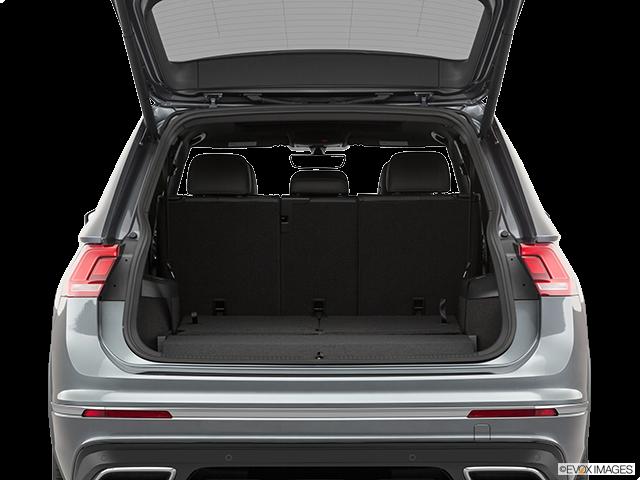 2019 Volkswagen Tiguan Trunk open