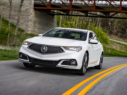 2020 Acura Tlx Review Carfax Vehicle Research