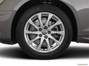 2020 Audi A4 Front Drivers side wheel at profile