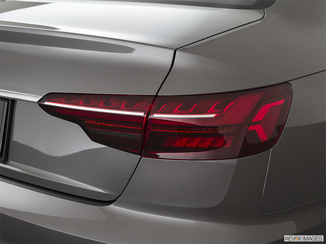 2020 Audi A4 Passenger Side Taillight