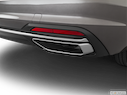 2020 Audi A4 Chrome tip exhaust pipe
