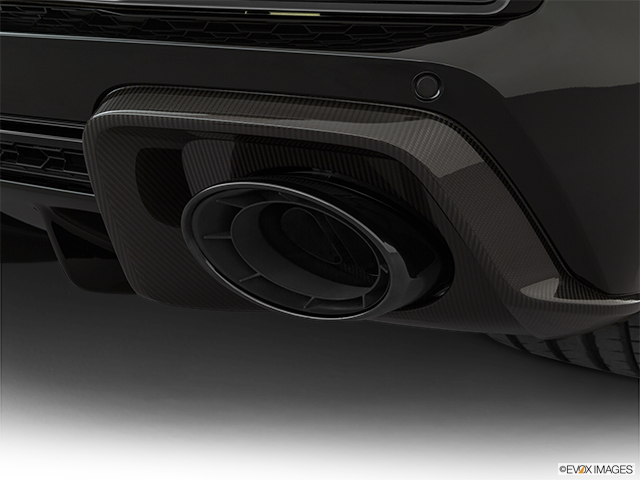 2020 Audi R8 Chrome tip exhaust pipe