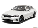 2020 BMW 3 Series Front angle view