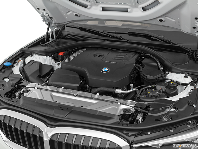2020 BMW 3 Series Engine