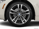 2020 BMW 4 Series Front Drivers side wheel at profile