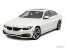 2020 BMW 4 Series Front angle view