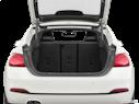 2020 BMW 4 Series Trunk open